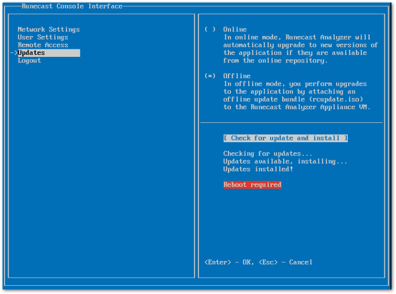 Automated VMware HCL : Install offline updates